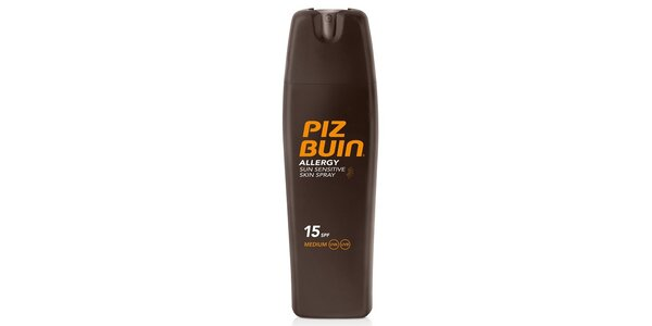 Piz Buin SPF15 Allergy Spray 200 ml