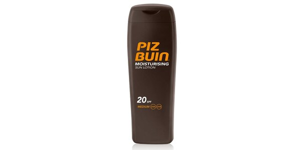 Piz Buin SPF20 IN SUN Moisturizing Lotion 200 ml