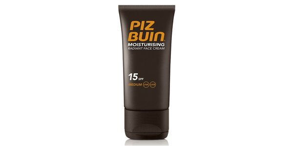 Piz Buin SPF15 Radiant Face Cream 40 ml