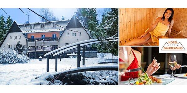 3denní pobyt pro dva ve Žďárských vrchách