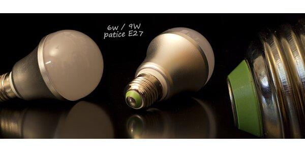 Kvalitní a úsporné LED žárovky