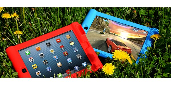 Silikonový obal na iPad 4v1 včetně dopravy