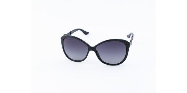 Dámské černé sluneční brýle Guess