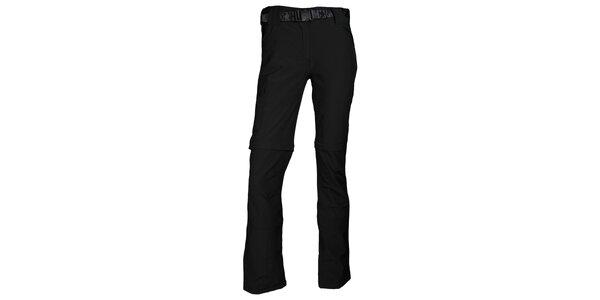 Dámské trekové černé kalhoty Authority