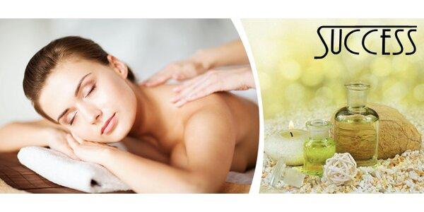 Mandlová relaxace pro ženy - 60 minut