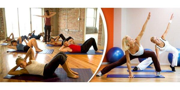1–3 měsíce cvičení nebo tance v Happy Day Studiu