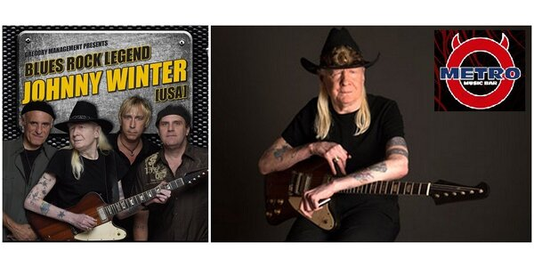 Johnny Winter & Band (USA)