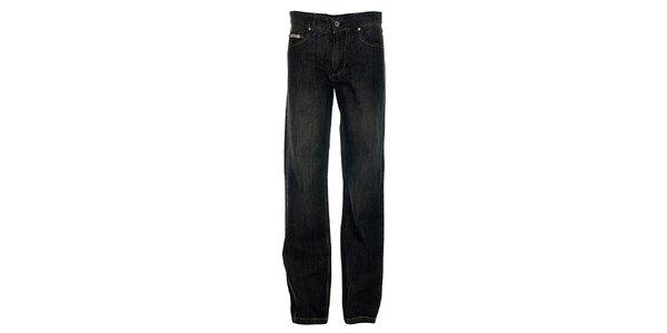 Pánské tmavě modré džíny Bushman