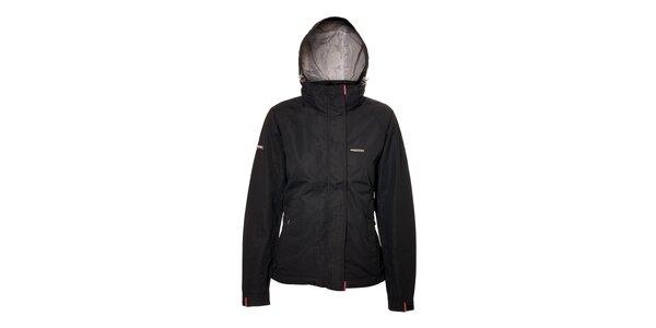 Superlehká, univerzální dámská outdoor bunda Envy v černé barvě