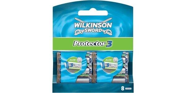 (Wilkinson Protector 3 náhradní hlavice 8ks)