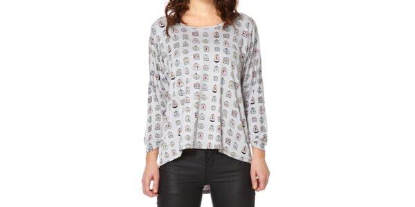 Dámské tričko s klíckami Miss Jolie