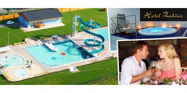 3–4 dny božské relaxace na jihu Moravy