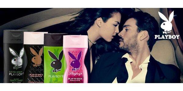 Playboy pánsky sprchový gel 6x250ml