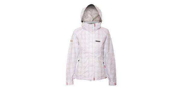 Superlehká, univerzální dámská outdoor bunda Envy v bílé barvě
