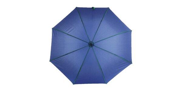 Dámský modrý deštník Ferré Milano