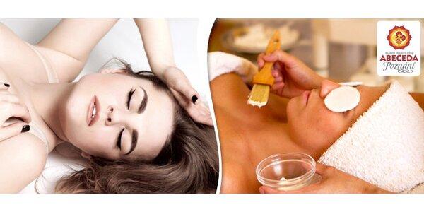 60minutové kosmetické ošetření s kyselinou hyalurovanou