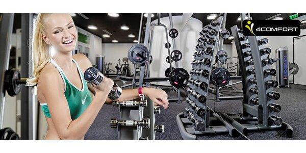 Neomezený vstup do moderního fitness 4comfort