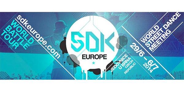 Týdenní karta pro začátečníky na SDK Europe 2014
