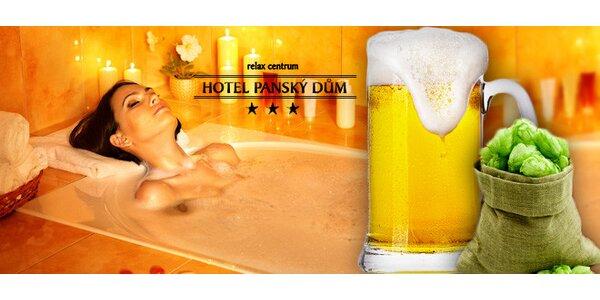 Blahodárné pivní plázně v podhůří Orlických hor