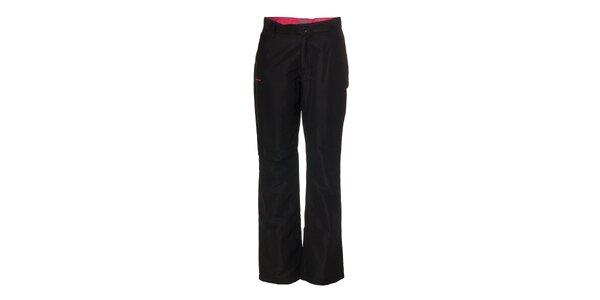 Dámské zateplené outdoor kalhoty Envy v černé barvě