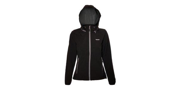 Dámská technická bunda Envy v černé barvě