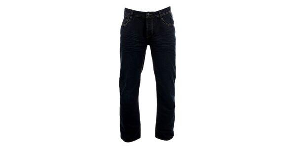 Pánské černé džíny Authority