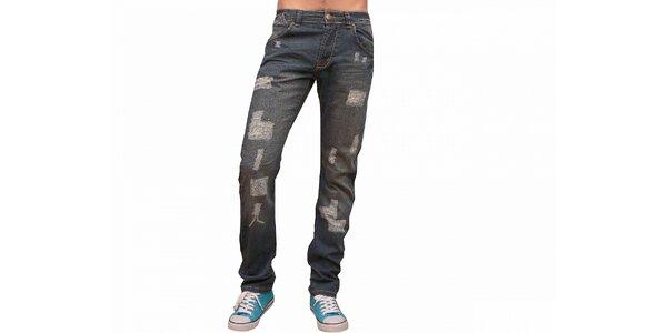 Pánské modré džíny Fiveunits