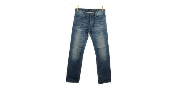 Pánské světle modré džíny Fuga
