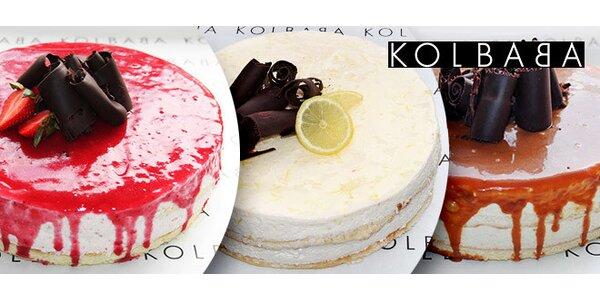Dorty od Kolbaby plné smetany, ovoce i karamelu