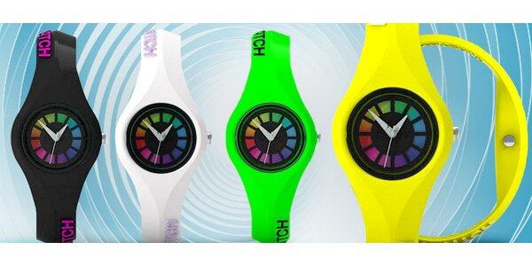 Designové hravé hodinky Enerwatch v 9 barvách 61d676613f
