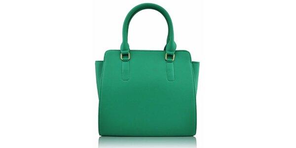 Dámská zelená kabelka Nubiz