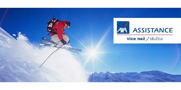 Cestovní pojištění AXA ASSISTANCE