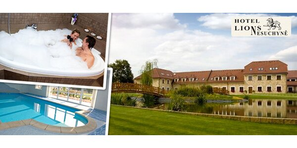 Luxusní hotel Lions - 3 dny plné wellness i zábavy
