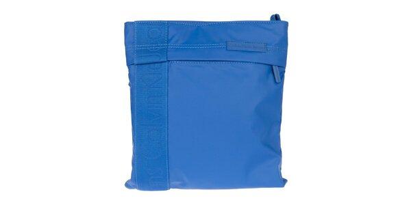 Pánská jasně modrá taška přes rameno Calvin Klein Jeans