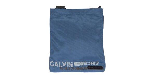 Pánská modrá taška přes rameno Calvin Klein Jeans