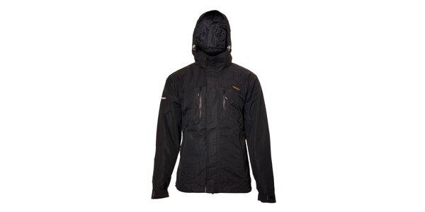 Univerzální outdoor bunda Envy v černé barvě