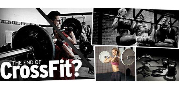 Cross Fitness trénink v délce 60 minut