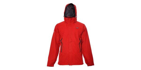 Pánská univerzální bunda Envy v červené barvě