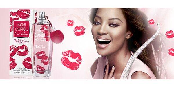 Smyslná parfémová voda od Naomi Campbell