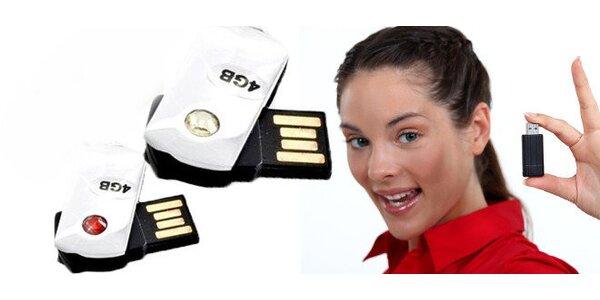 Bijoux & Bijoux Exclusive 4GB USB flash disk včetně poštovného