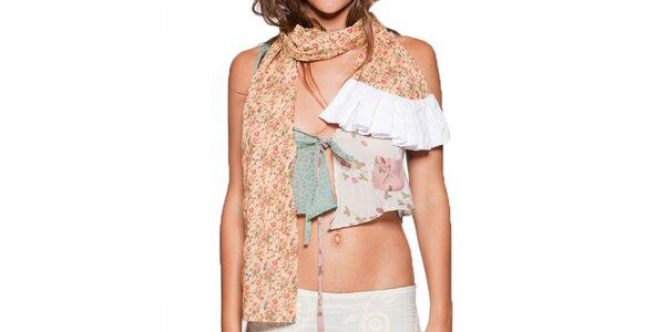 Dámský květinový šátek Ian Mosh
