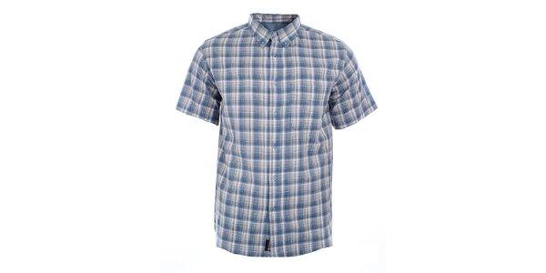 Pánská modře kostkovaná košile Northland Professional