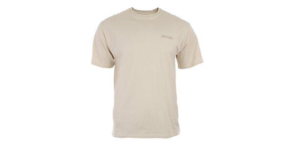 Pánské pískové tričko s potiskem na zádech Northland Professional