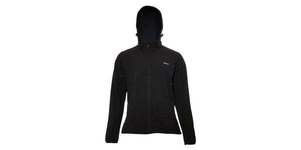 Pánská technická softshellová bunda Envy v černé barvě