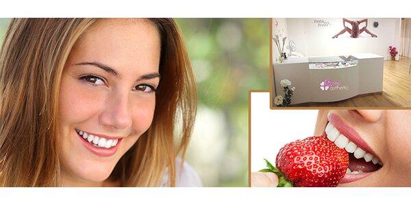 Bělení zubů Diamant, mineralizace zubů a výživa na zuby
