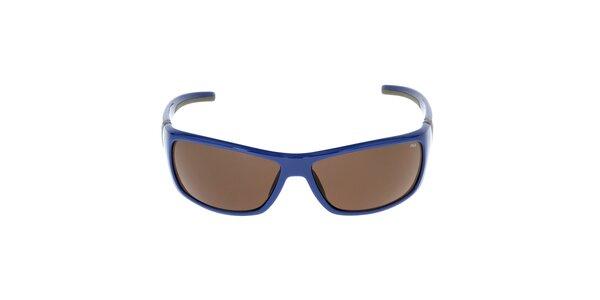 Modré sportovní sluneční brýle Fila