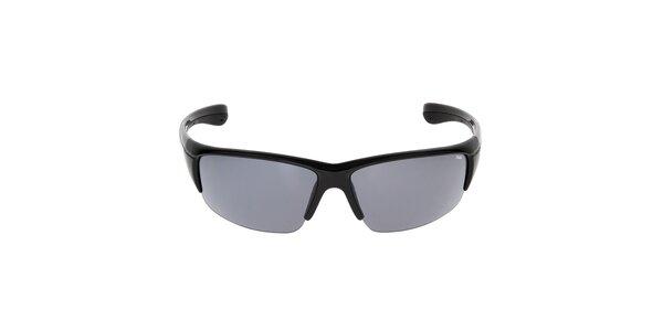 Černé sluneční brýle sportovního stylu Fila