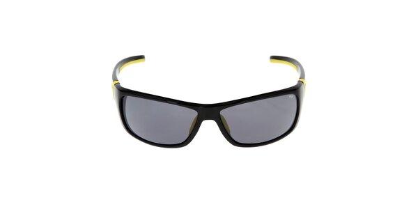 Sluneční brýle ve žluto-černém provedení Fila