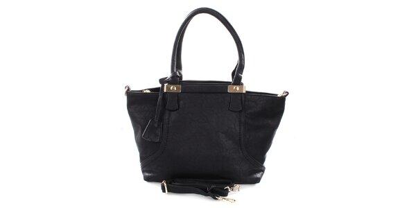 Dámská černá kabelka Castella & Beige
