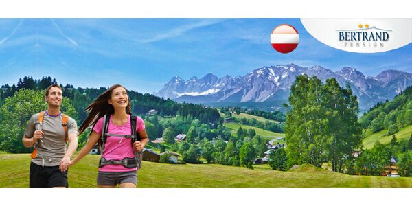 Až 6 dní horských túr v Rakousku